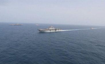 الأسطول الخامس الأمريكي يعلن البحث عن بحّار أمريكي مفقود في بحر العرب