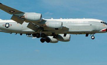 الحدود مستباحة.. طائرة تجسس بريطانية تستطلع شواطئ روسيا