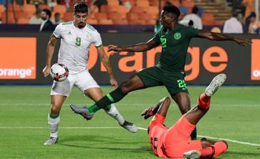 بهدف محرز القاتل.. الجزائر تصل إلى نهائي كأس أمم إفريقيا