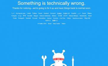 """""""تويتر"""" يعود للعمل بعد العطل المفاجئ"""