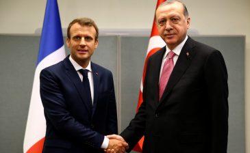 أردوغان يرفض دعوة نظيره الفرنسي لحضور نهائي كأس العالم