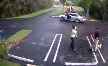 ضابط أمريكي يطلق النار على حبيبته من مسافة صفر ثم ينتحر