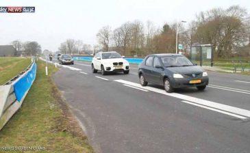 """""""الطريق العازف"""" الذي أزعج القرويين بهولندا"""