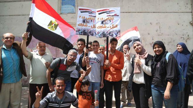 بالصور: انتخابات الرئاسة المصرية في يومها الثاني