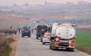 """سوريا.. اتفاق بين تركيا وروسيا على فتح معبر للمدنيين في """"أبو الظهور"""""""