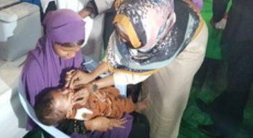 الصحة العالمية تدشن حملة تطعيم ضد الحصبة لحماية الأطفال فى الصومال