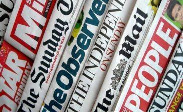 """أبرز عناوين الصحف العالمية: """"ثورة جياع"""" في فنزويلا"""