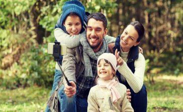 4 نصائح مهمة لالتقاط صور عائلية مناسبة