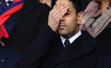 أول تعليق لناصر الخليفي بعد إقصاء باريس من دوري الأبطال