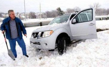 تحمية السيارة في الشتاء.. يفيد أم يؤذي محركها
