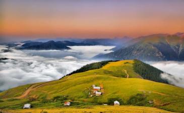 """تعرف على مصيف """"غيتو"""" الرائع شمال شرق تركيا"""