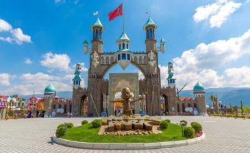 """حديقة ترفيهية بيئية كبرى ضمن """"منتزه الشعب"""" بإسطنبول"""