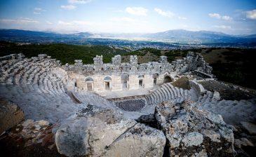 فسيفساء إغريقية في تركيا تستقبل زوارها حتى نهاية أغسطس