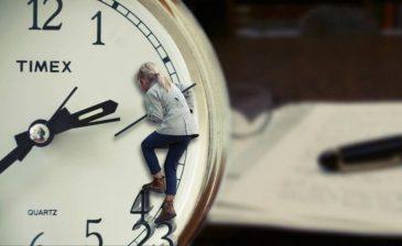 كيف نقاوم تسارع الوقت؟