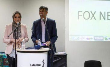 """""""حفل فكاهي بلندن يعلن الفائزين بـ""""الإسلاموفوبيا"""
