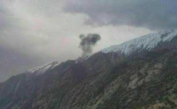 إيران تعلن العثور على جثث جميع الفتيات ضحايا الطائرة التركية المنكوبة