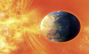 عاصفة شمسية ضخمة تضرب الأرض غدا الأربعاء