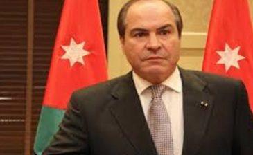 استقالة هاني الملقي رئيس الوزراء الأردني