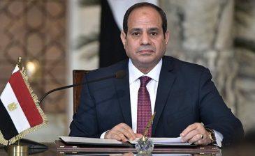 الرئيس المصري يكلف مصطفى مدبولي بتشكيل الحكومة