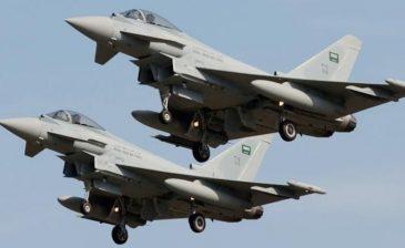 غارات التحالف تفشل عملية إطلاق صاروخ باليستي للمليشيا الانقلابية باتجاه مأرب
