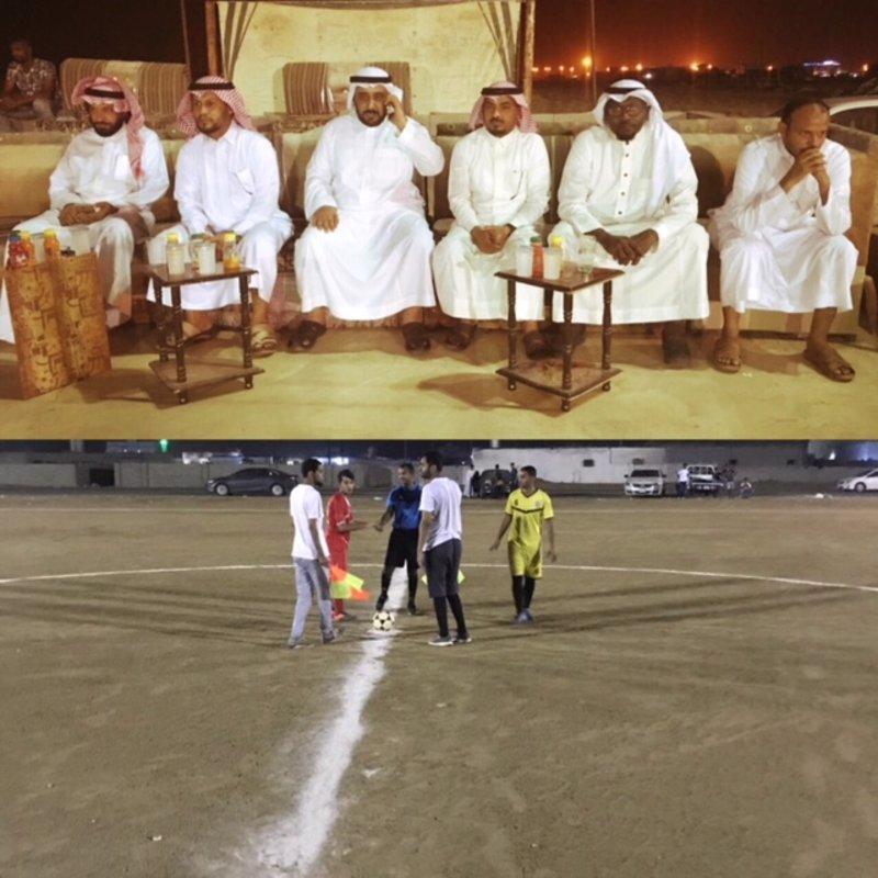 رابطة أحياء القنفذة تطلق ثاني أكبر دوري لكرة القدم يضم 74 فريقا