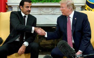 النظام القطري يبدد 24 مليون دولار من أموال مواطنيه لكسب ود واشنطن