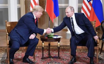 في ختام قمة هلسنكي.. ترامب رفض مواجهة بوتين حول مسألة التدخل في الانتخابات الأمريكية