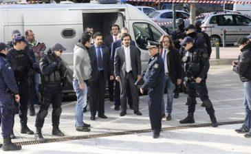 السلطات اليونانية تمنح حق اللجوء لانقلابي تركي ثالث