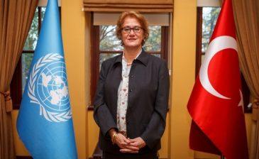 """التركية """"عائشة سلطان أوغلو"""" ممثلة للأمم المتحدة في مناقشات جنيف للسلام في القوقاز"""