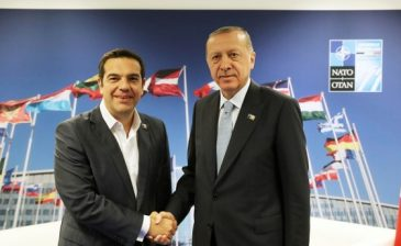 تركيا واليونان تتفقان على تخفيف حدة التوتر في بحر إيجة