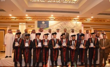 المدرسة السعودية في إسلام آباد تحتفي بخريجي المرحلة الثانوية