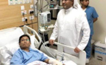 وزير الصحة يتفاعل مع «طعن رولاندو»: سنحمي الممرضين