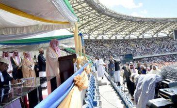 آل الشيخ: السعودية مركز العالم الإسلامي.. حاضنة وراعية للحرمين