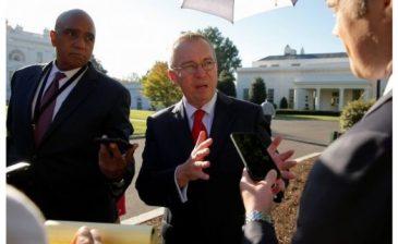 ترامب يعين مسؤولا بالبيت الأبيض رئيسا مؤقتا لمكتب حماية المستهلك