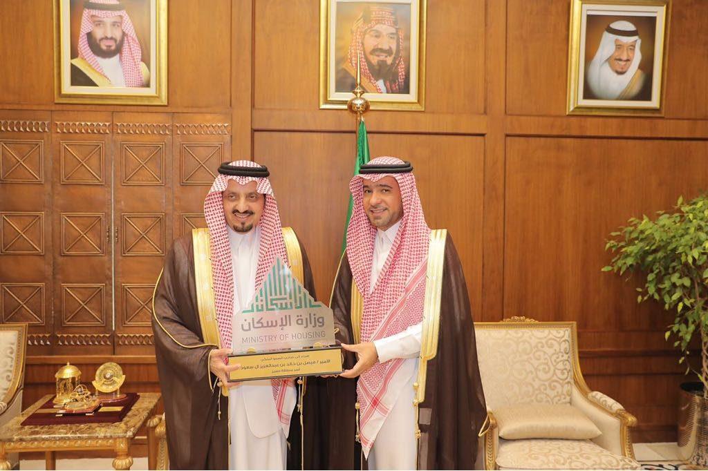 وزير الإسكان: 22 ألف أرض مجانية للمستفيدين في منطقة عسير خلال الفترة المقبلة