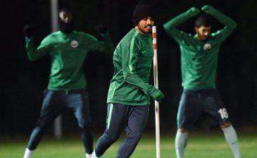 المنتخب السعودي يواجه الأردن في كأس آسيا تحت23 عاما