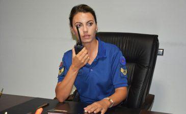 تعيين أول تركية كقائدة لمركز الدرك في ولاية موغلا التركية