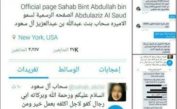 حسابات مزيفة للنصب بأسماء أمراء وأميرات الخليج بطعم العمل الخيري