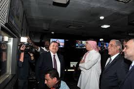 العواد: يزور مدينة الإنتاج الإعلامي في القاهرة