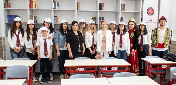 تركيا تفتتح فصولا دراسية في 23 مدرسة رومانية لتعليم اللغة التركية
