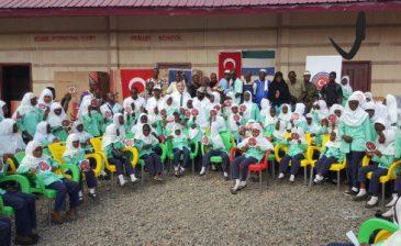 تركيا تقدم معدات وأجهزة كهربائية لدار الأيتام في سيراليون