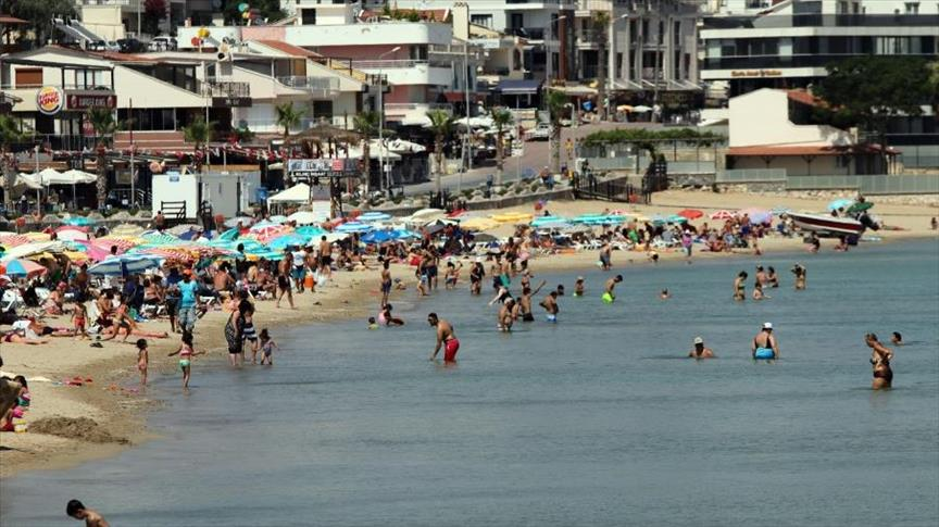 """""""ديديم"""" التركية تفتح شواطئها أمام السياح الأجانب"""