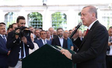 """أردوغان: 2019 عام """"البروفيسور فؤاد سيزغين لتاريخ العلوم الإسلامية"""""""