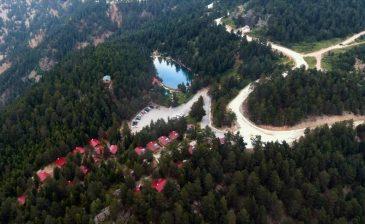 """""""بحيرة ليميني"""" التركية.. وجهة جديدة للسياح على ضفاف البحر الأسود"""