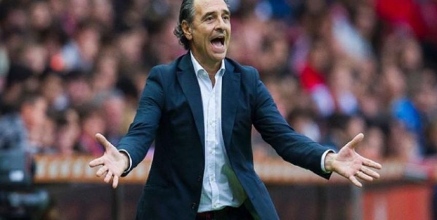 النصر الإماراتي يقيل مُدرّبه الإيطالي برانديلي