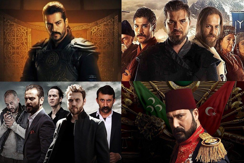 أفضل المسلسلات التركية كنج كونج 14