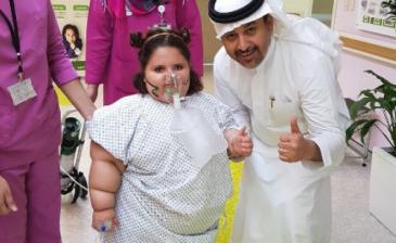 هذه الطفلة 'تأكل ولا تشبع'.. وهكذا تمّ إنقاذها