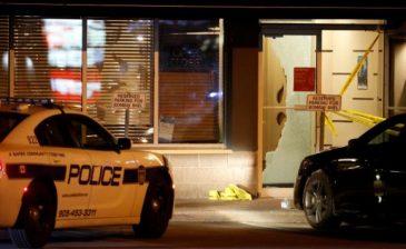 إصابة نحو 15 شخصًا بانفجار مطعم في كندا
